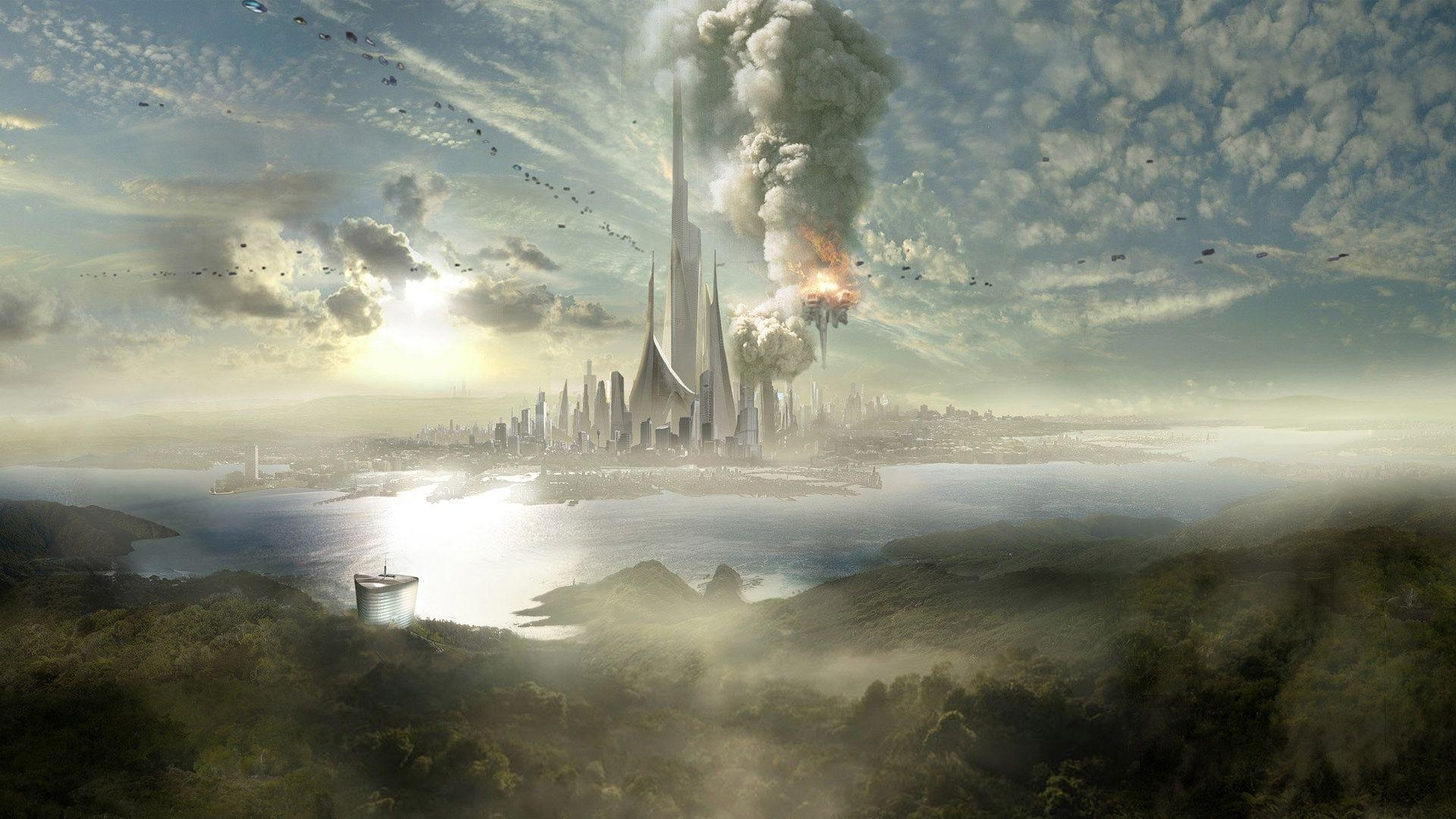 sci fi fantasy wallpapers - wallpaper cave