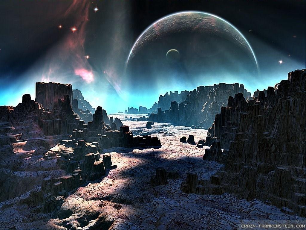 sci/fi wallpapers - crazy frankenstein