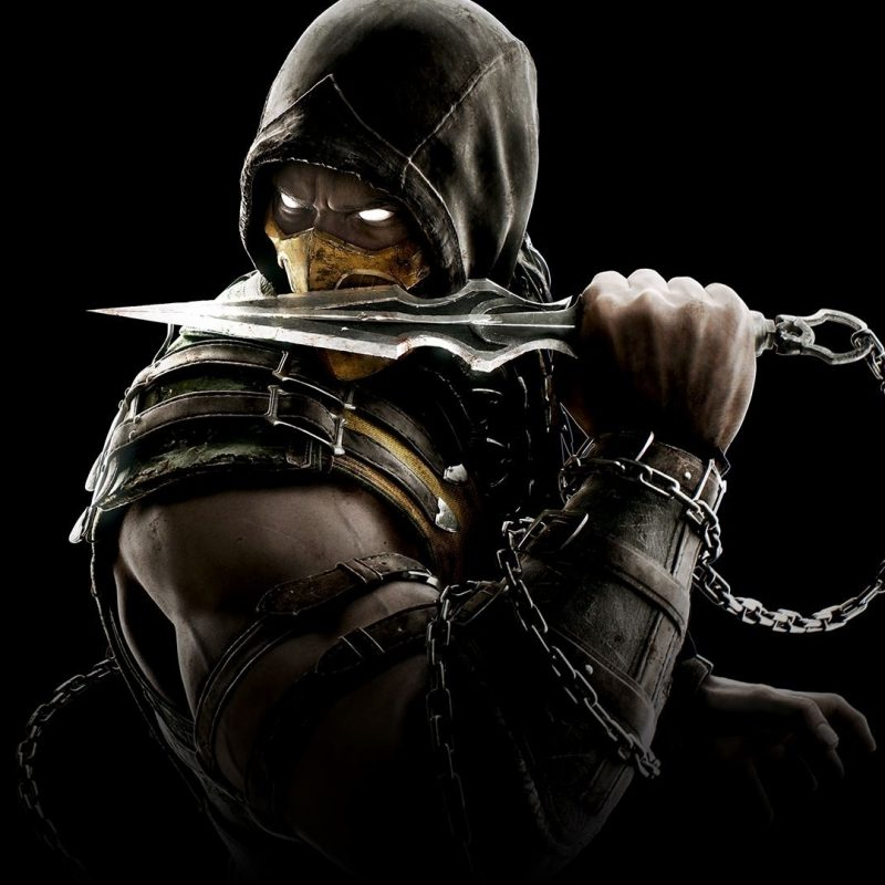 10 Best Mortal Kombat Scorpion Wallpaper FULL HD 1920×1080 For PC Background 2018 free download scorpion mortal kombat hd games 4k wallpapers images backgrounds 800x800