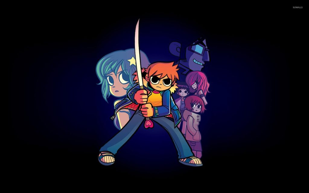 10 Best Scott Pilgrim Vs The World Wallpaper FULL HD 1080p For PC Desktop 2018 free download scott pilgrim vs the world the game 5 wallpaper game 1024x640