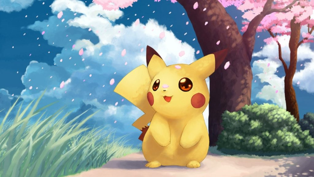 10 Latest Pics Of Pikachu The Pokemon FULL HD 1080p For PC Background 2018 free download screenheaven pikachu pokemon soft shading desktop and mobile 1024x576