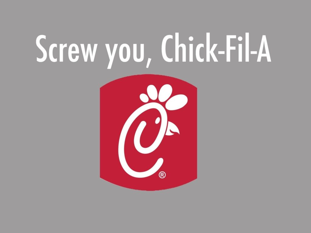 10 Best Chick Fil A Wallpaper FULL HD 1920×1080 For PC Desktop 2018 free download screw you chick fil a song a day 1303 youtube 1024x768