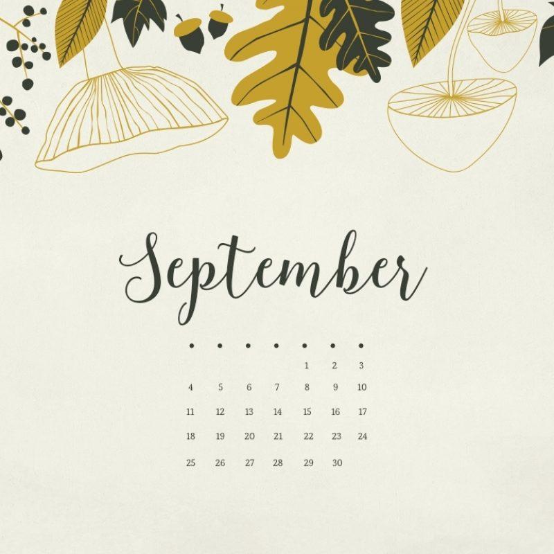 10 New September 2017 Calendar Wallpaper FULL HD 1080p For PC Background 2018 free download september 2017 calendar wallpaper 800x800