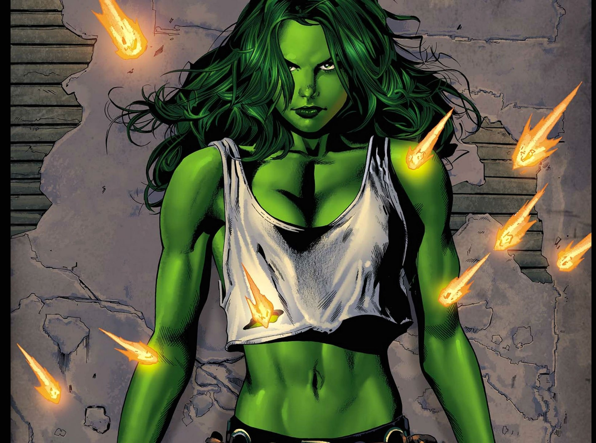 she-hulk images she-hulk hd wallpaper and background photos (40447763)
