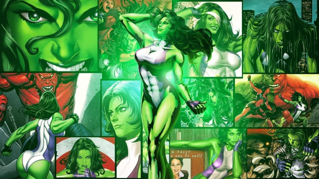 10 Top She Hulk Wallpaper FULL HD 1920×1080 For PC Desktop 2018 free download she hulk wallpapers wallpaperup 1024x576