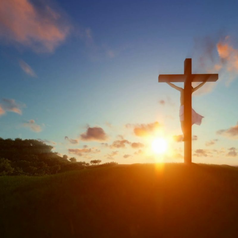10 Latest Pics Of The Cross Of Jesus FULL HD 1080p For PC Background 2018 free download silhouette of jesus with cross over sunset religious concept motion 800x800