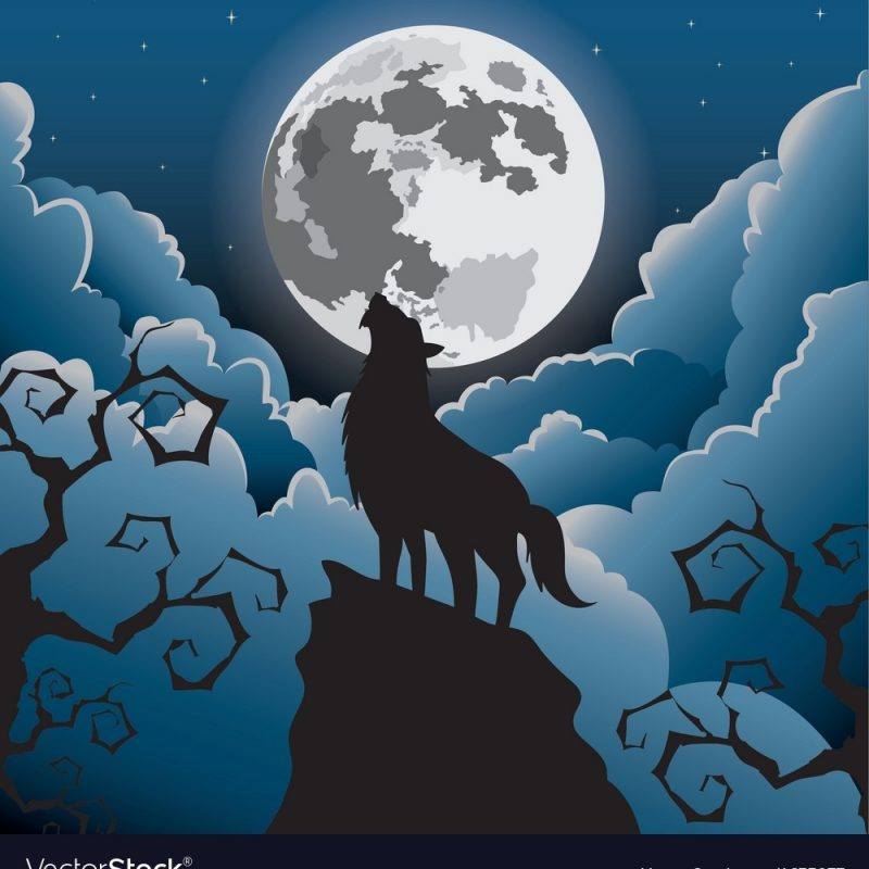 10 Most Popular Pics Of Wolves Howling At The Moon FULL HD 1920×1080 For PC Desktop 2018 free download silhouette wolf howling at the moon royalty free vector 1 800x800
