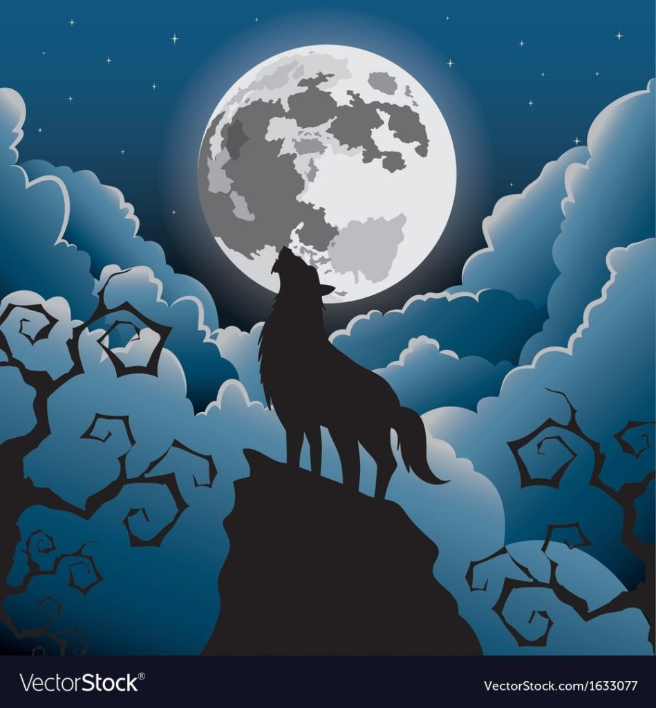10 Latest Pics Of Wolf Howling At The Moon FULL HD 1920×1080 For PC Desktop 2018 free download silhouette wolf howling at the moon royalty free vector 949x1024