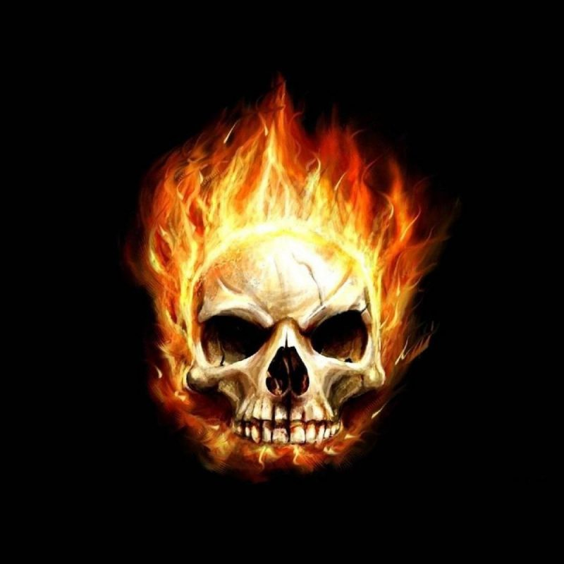 10 Top Skull On Fire Wallpaper FULL HD 1920×1080 For PC Background 2018 free download skull on fire wallpapers wallpaper cave 800x800