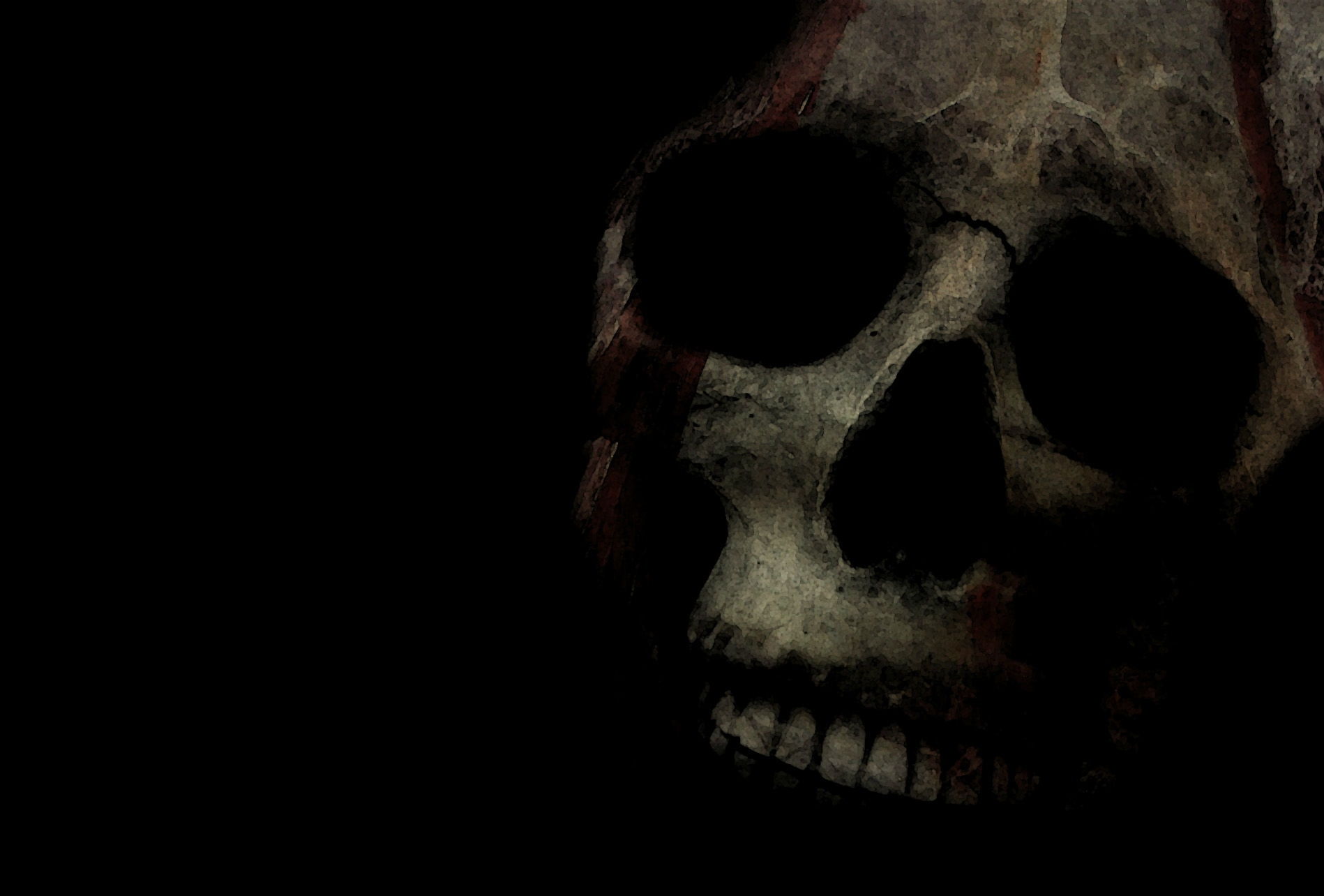 skull wallpaper and background image | 1898x1284 | id:212723
