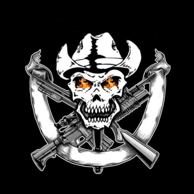 10 New Cool Skull And Guns FULL HD 1920×1080 For PC Background 2020 free download skull with gunssn112345 on deviantart 800x800