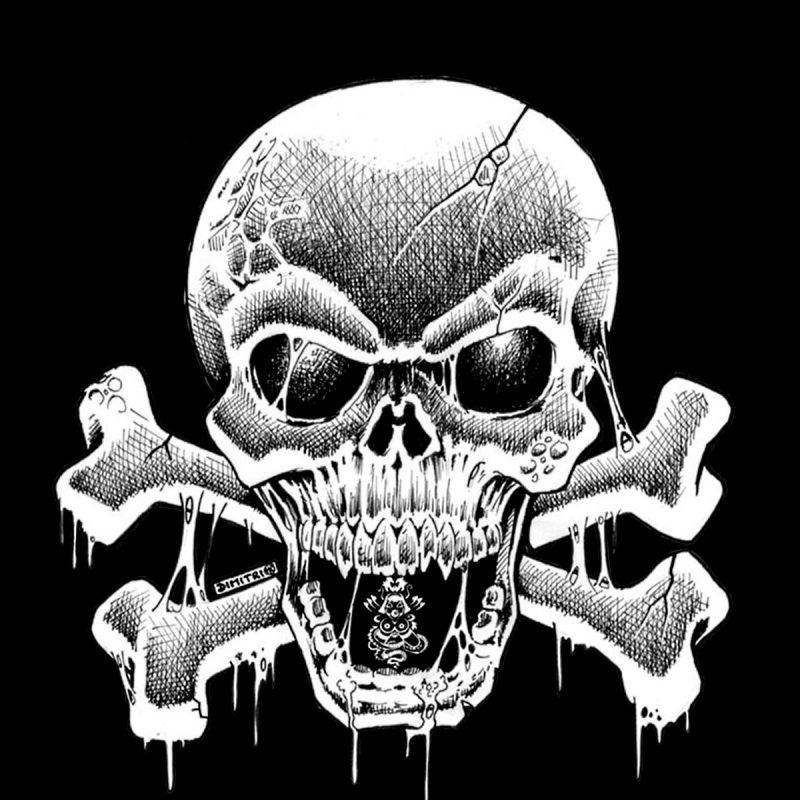 10 Most Popular Skulls And Crossbones Wallpaper FULL HD 1080p For PC Background 2018 free download skulls and crossbones wallpaper photo extra wallpaper 1080p 800x800