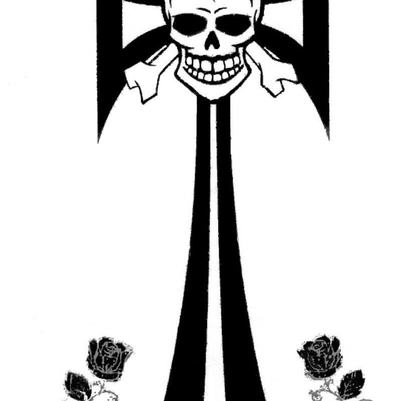 10 Most Popular Skulls And Crosses Wallpaper FULL HD 1080p For PC Background 2018 free download skulls and crosses wallpaper google search tattoos pinterest 800x800