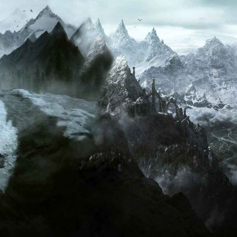 10 Best Dual Monitor Wallpaper Skyrim FULL HD 1080p For PC Background 2018 free download skyrim dual screen wallpaper 2560x900 id60839 wallpapervortex 800x800