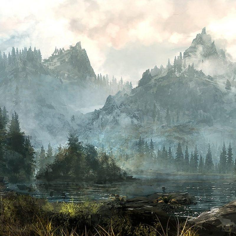 10 New Skyrim Landscape Wallpaper Dragon FULL HD 1080p For PC Desktop 2020 free download skyrim landscapetnounsy on deviantart 800x800