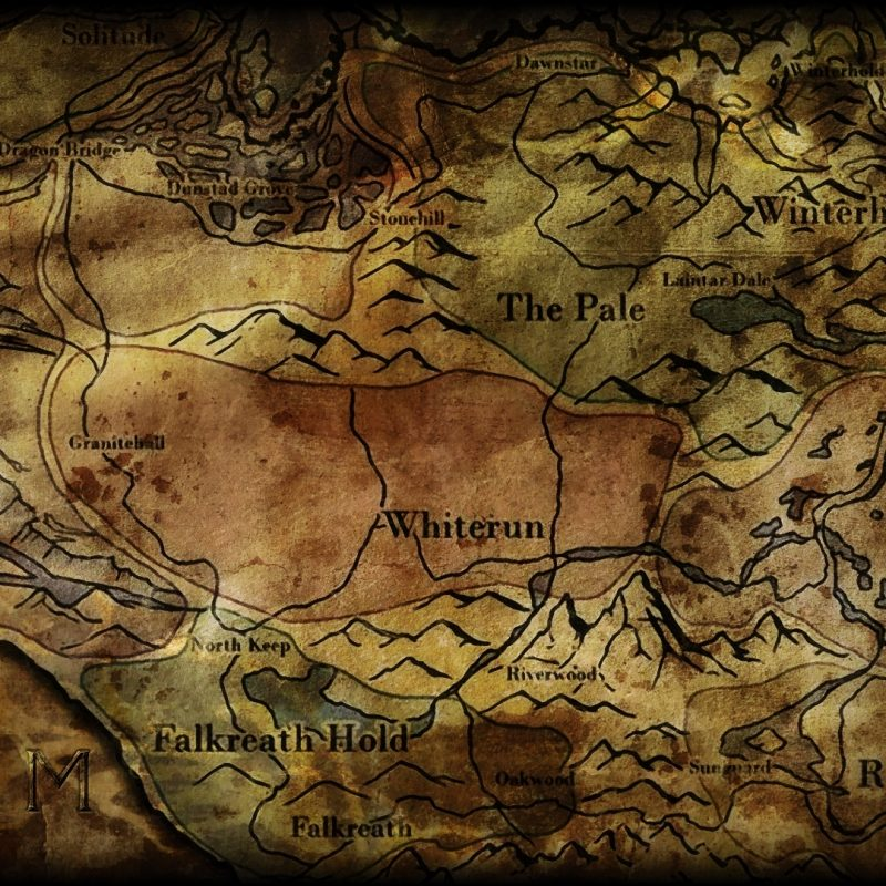 10 Most Popular Map Of Skyrim Wallpaper FULL HD 1080p For PC Background 2020 free download skyrim map over 25 different maps of skyrim to map out your journey 1 800x800