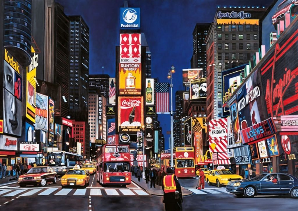 10 Latest Times Square High Resolution FULL HD 1080p For PC Background 2020 free download skyscrapers times square cityscape skyscrapers painting 1024x727