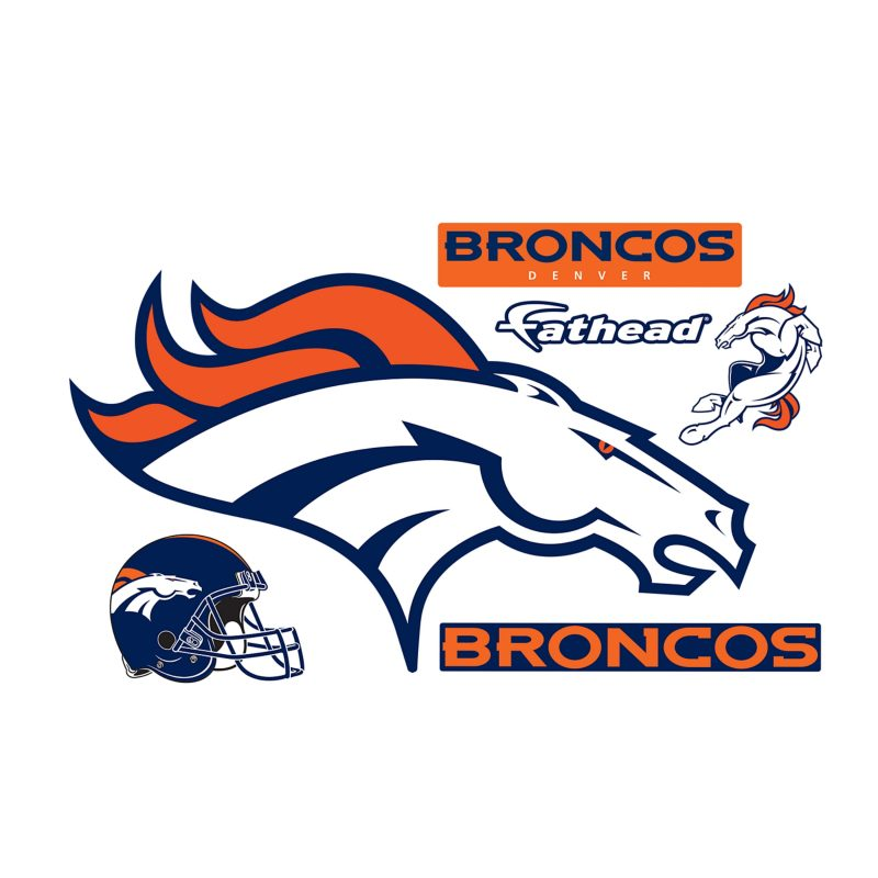 10 Best Denver Broncos Logo Pics FULL HD 1920×1080 For PC Desktop 2018 free download small denver broncos logo teammate decal shop fathead for 800x800