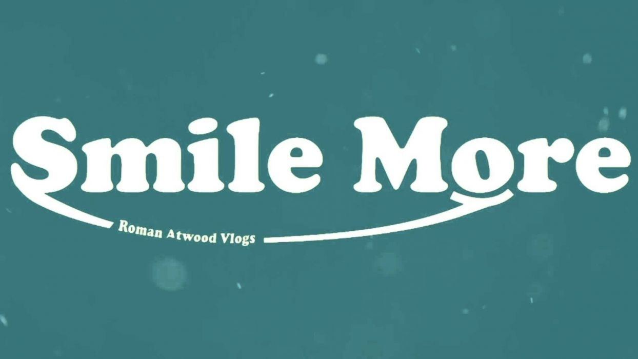smile more (roman atwood) wallpaper | 1920x1080 | 684958 | wallpaperup