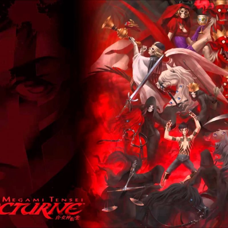 10 Top Shin Megami Tensei Nocturne Wallpaper FULL HD 1080p For PC Desktop 2018 free download smt nocturne ost normal battle full game quality youtube 800x800