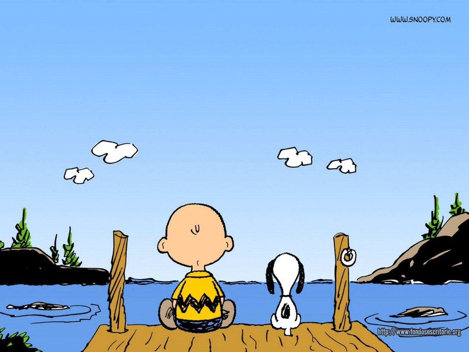 snoopy desktop wallpapers - wallpaper cave