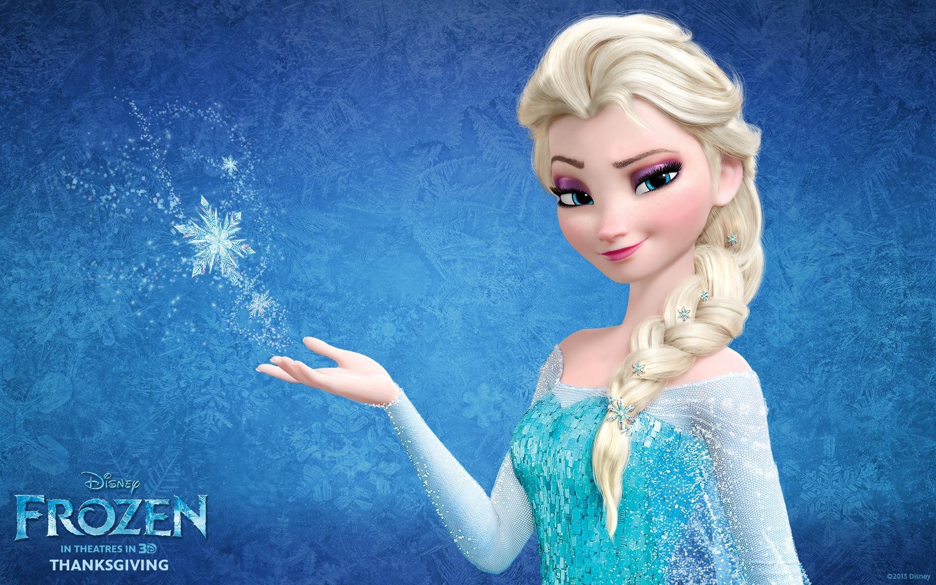 snow queen elsa in frozen wallpapers | hd wallpapers | id #13008