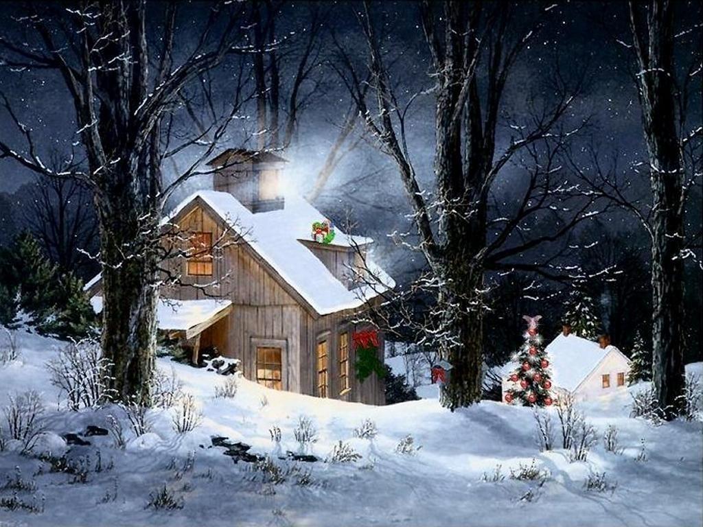 10 Top Christmas Snow Scene Wallpaper FULL HD 1080p For PC Background 2020 free download snow scenes wallpaper gzsihai 1024x768