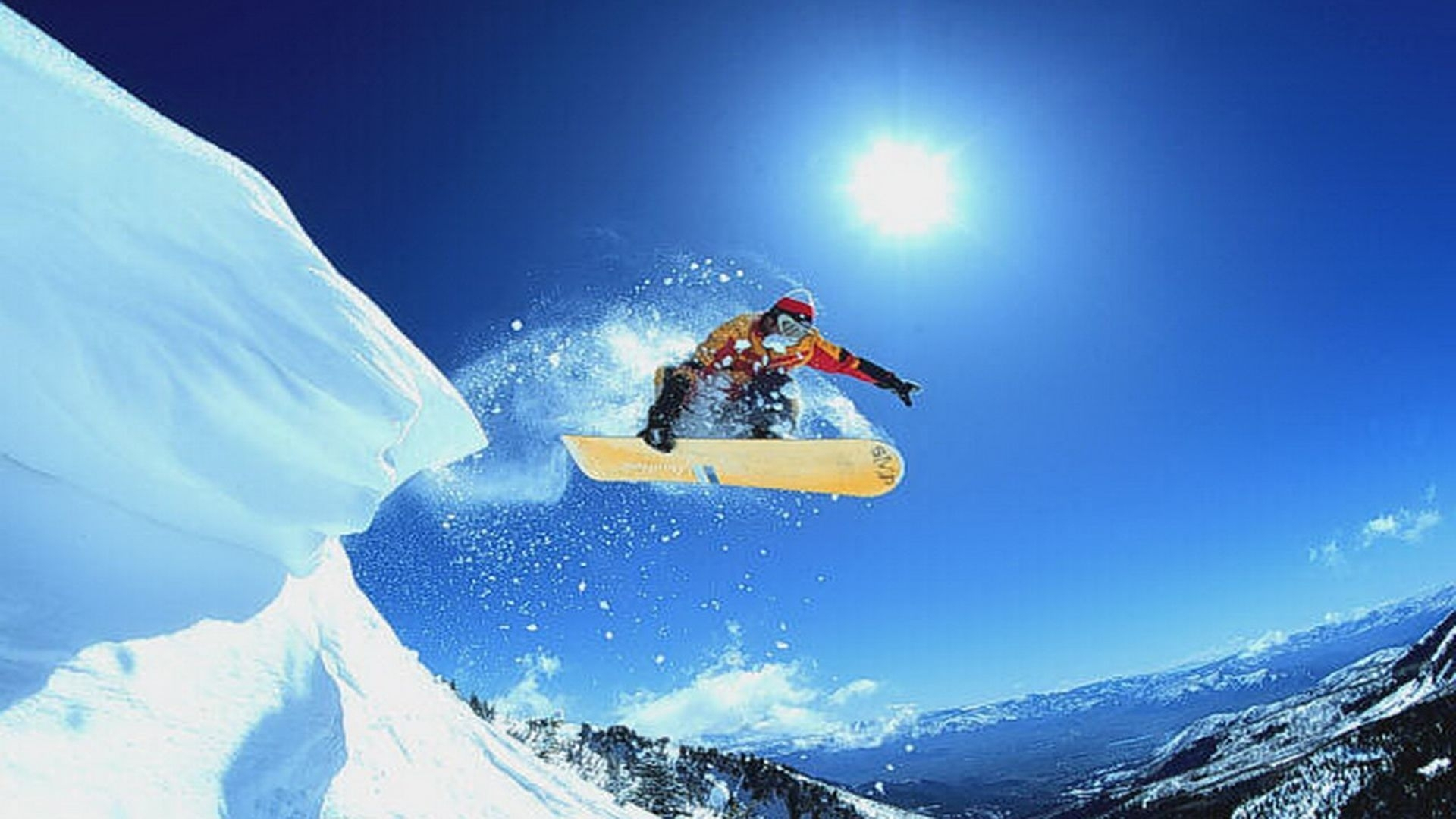 snowboarding mountain wallpaper high resolution free download images