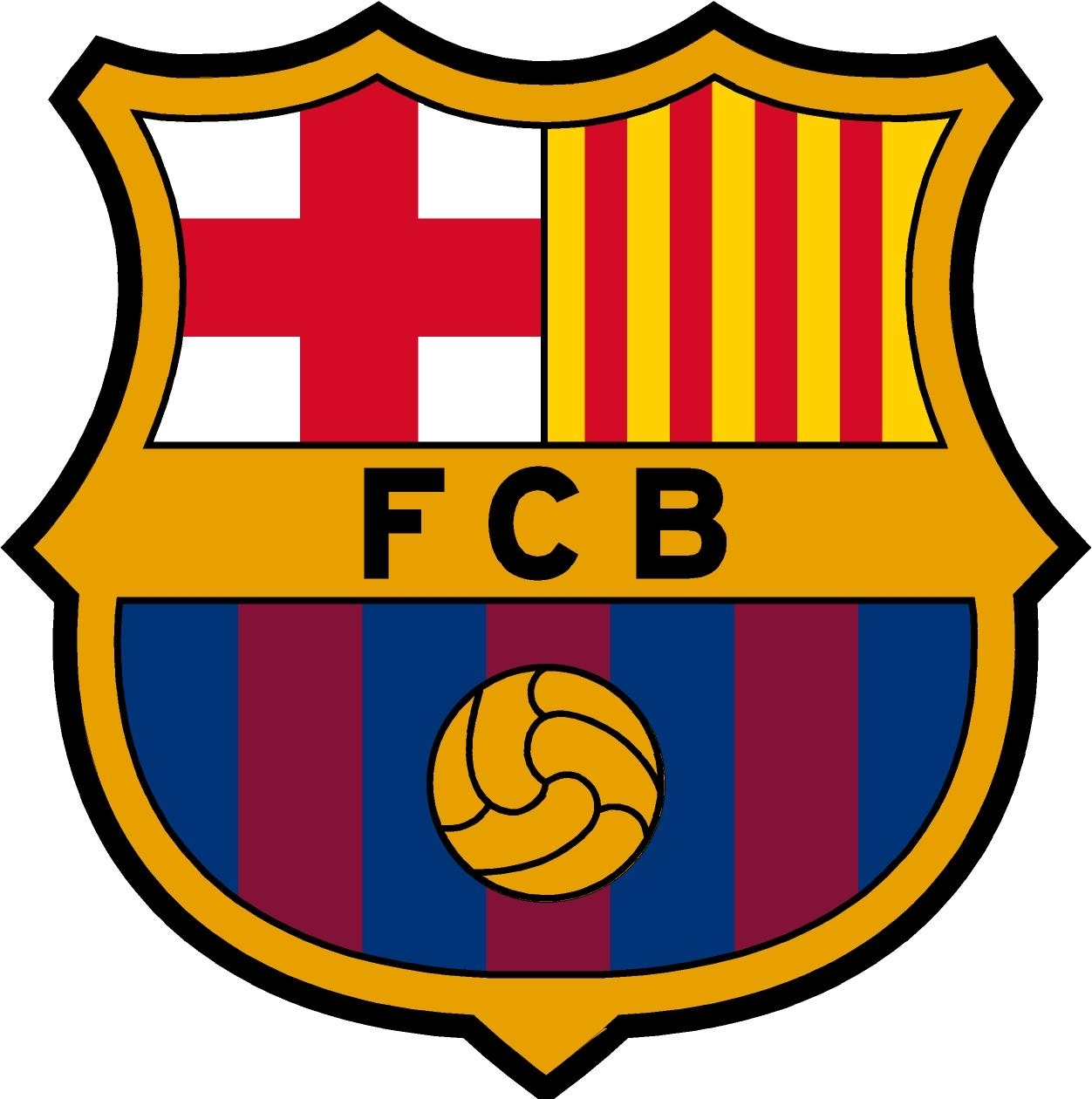 10 Latest Barcelona Soccer Team Logos FULL HD 1920×1080 For PC Desktop