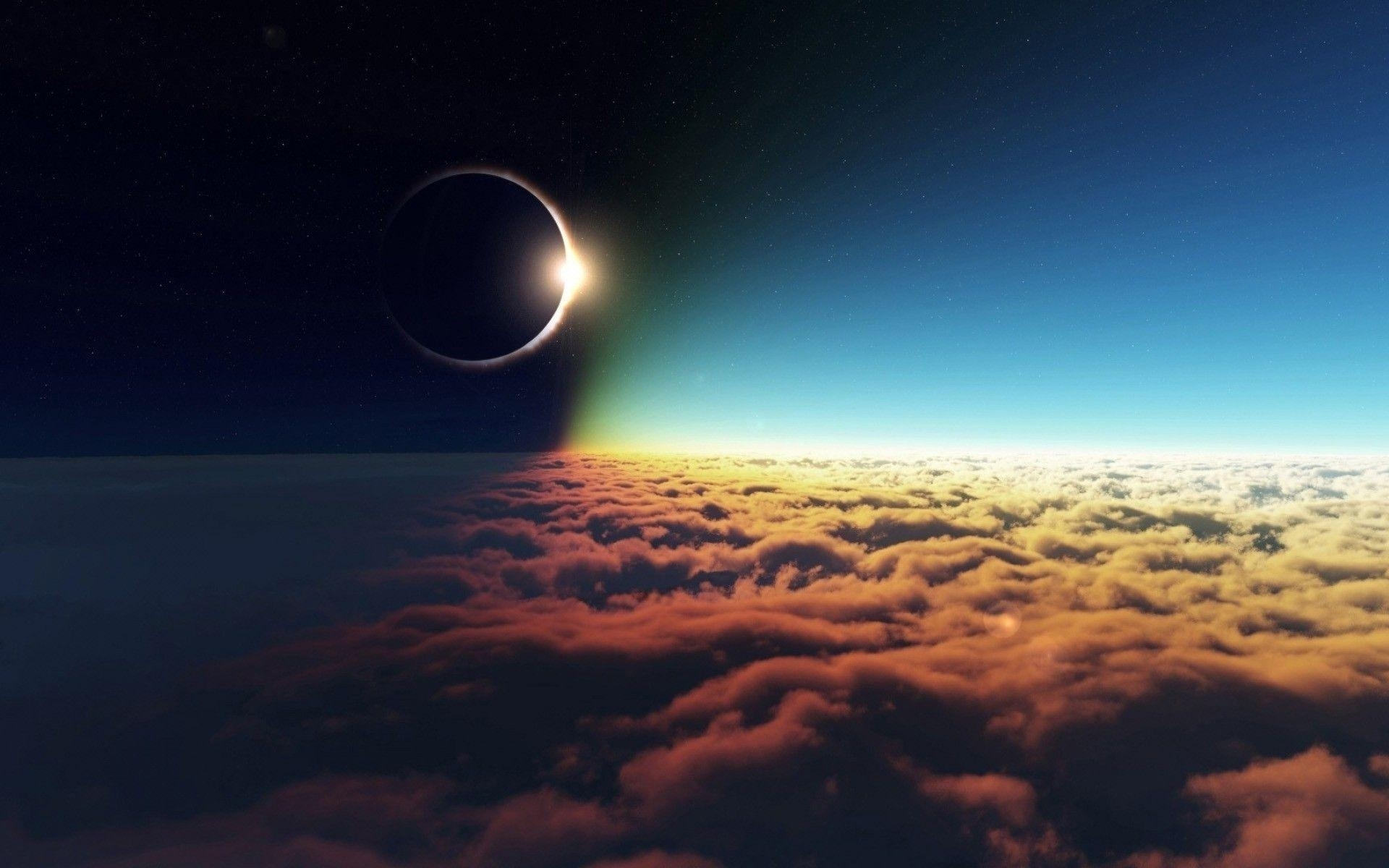 solar eclipse wallpapers - wallpaper cave