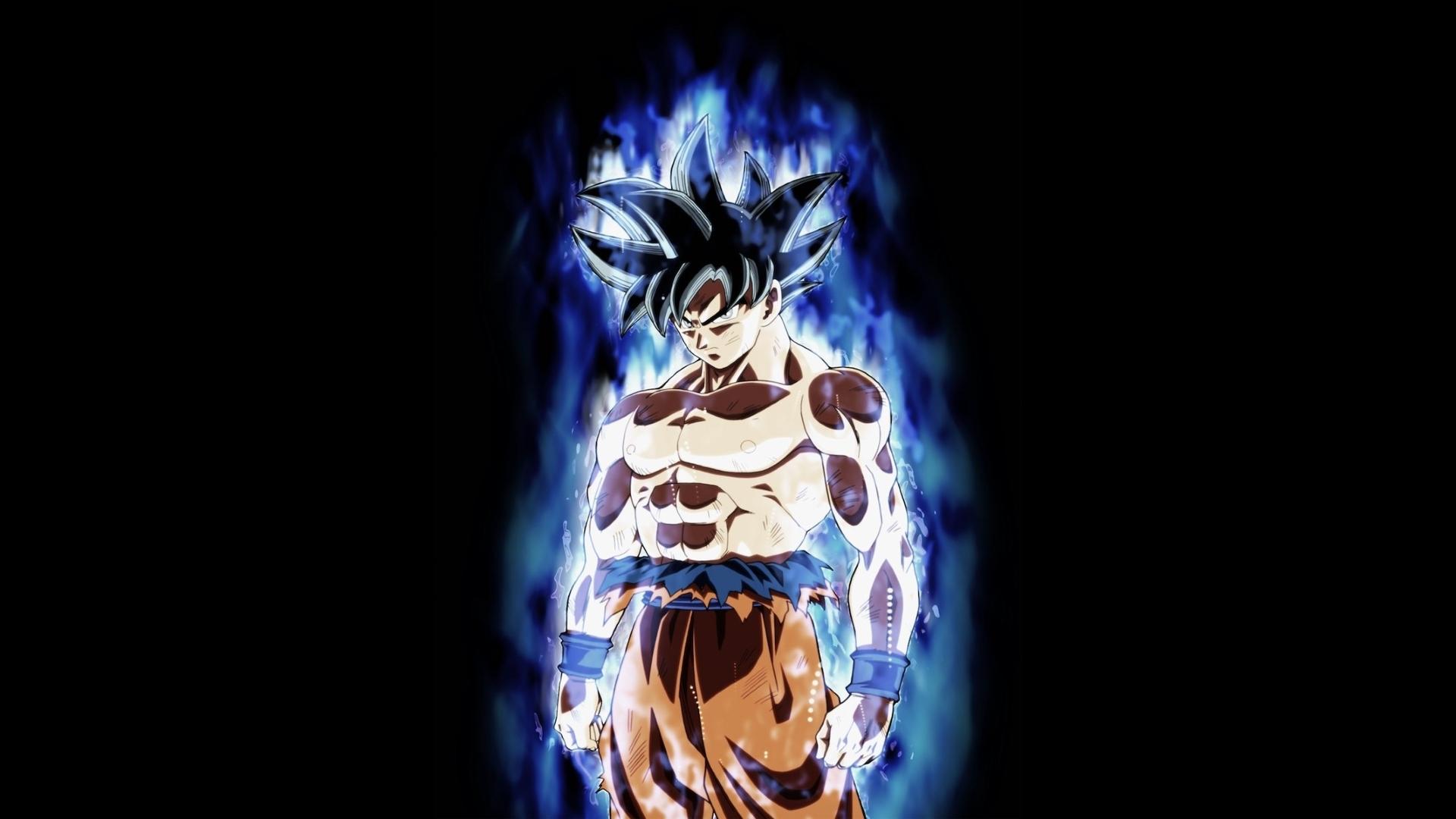 10 New Goku Ultra Instinct Wallpaper 4k Full Hd 1080p For Pc Background