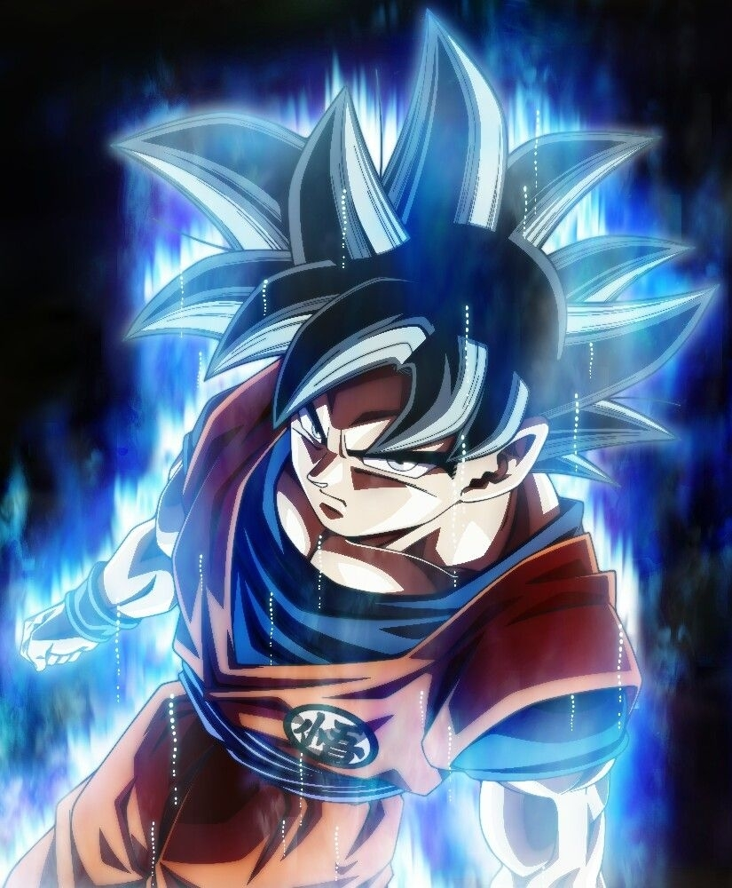 10 Top Dbs Goku Ultra Instinct FULL HD 1920×1080 For PC Background