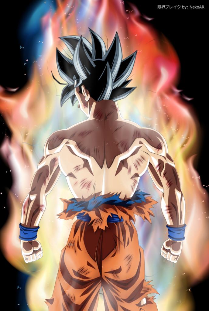 10 Latest Limit Breaker Goku Poster FULL HD 1920×1080 For PC Background 2018 free download son goku us artwork new transformationnekoar on deviantart 688x1024