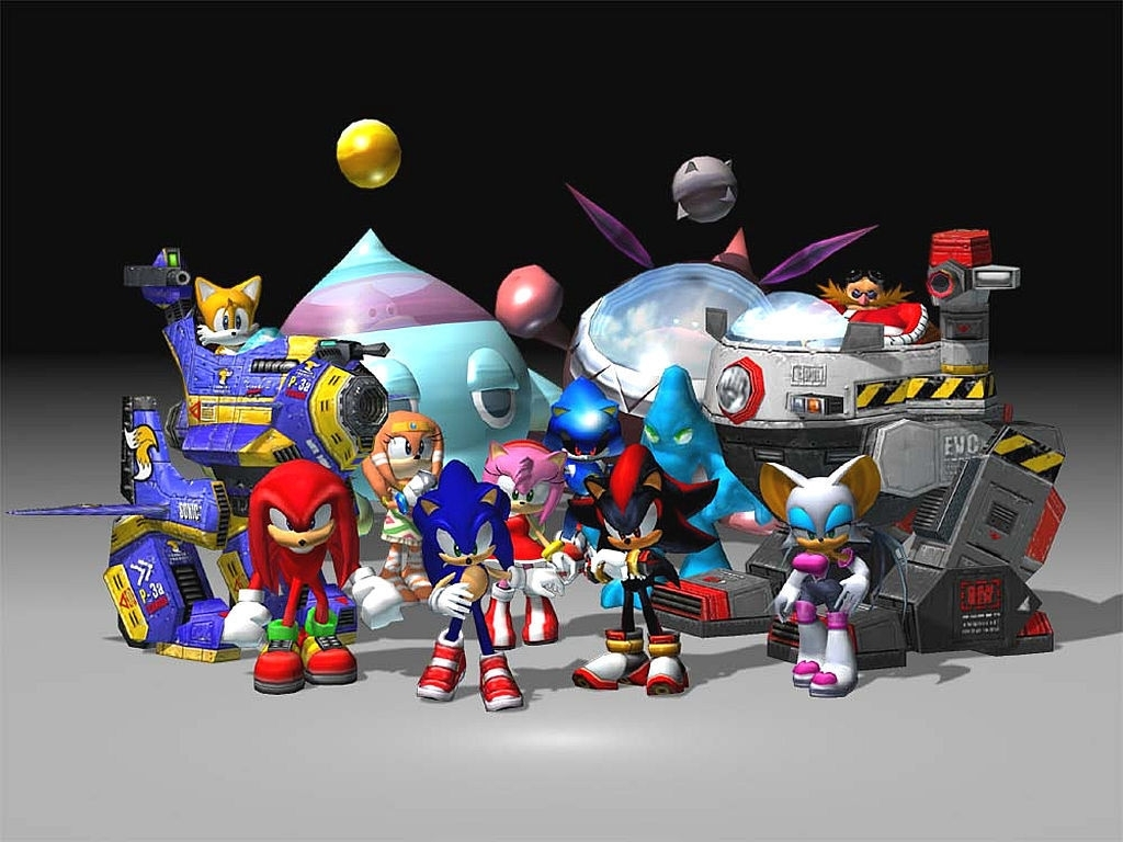 sonic adventure 2 battle images every character in sonic adventure 2