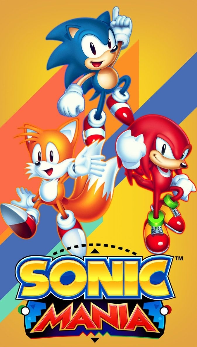 10 Best Sonic Mania Wallpaper Iphone FULL HD 1920×1080 For ...