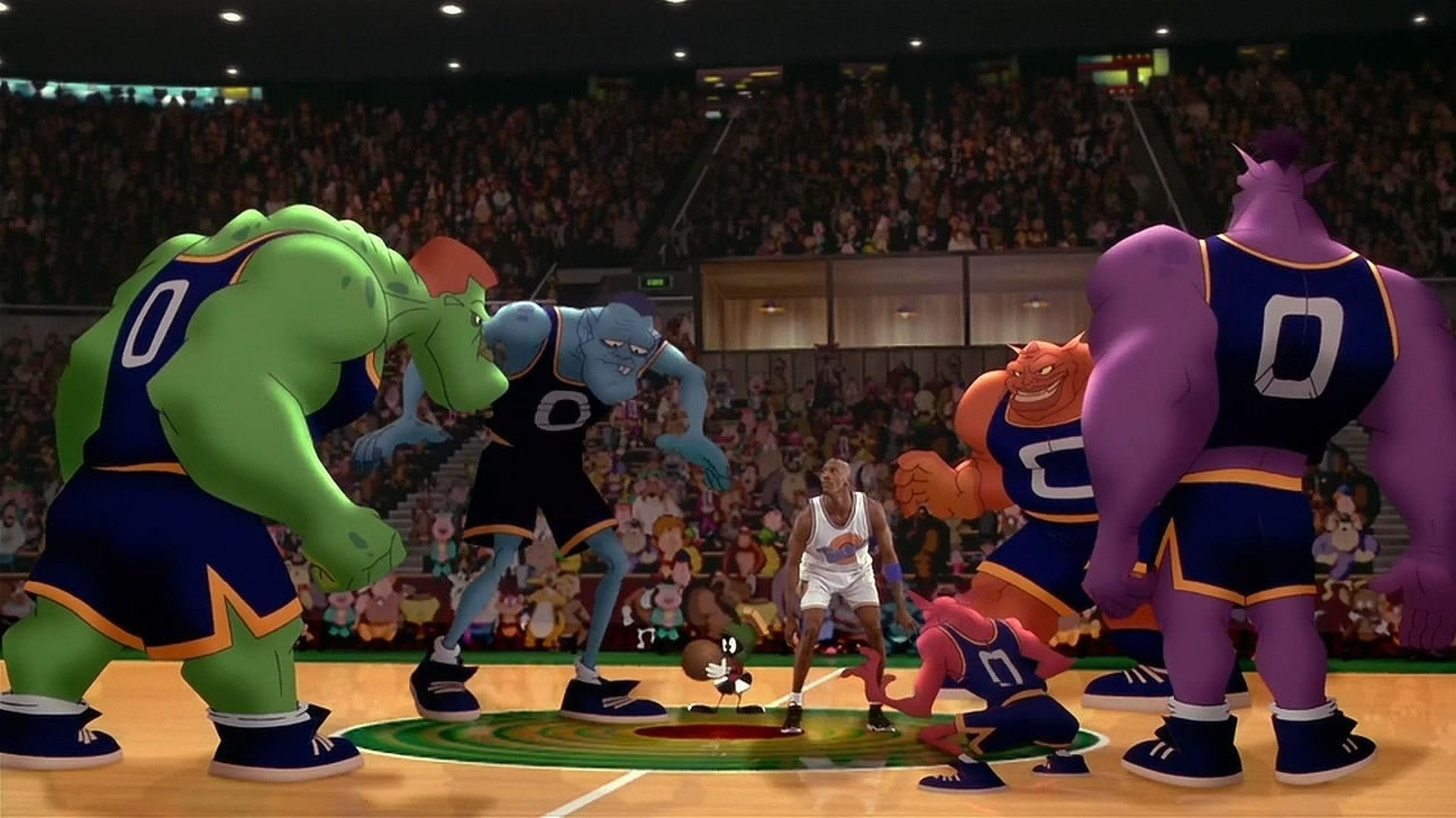 space jam wallpapers (68+ images)