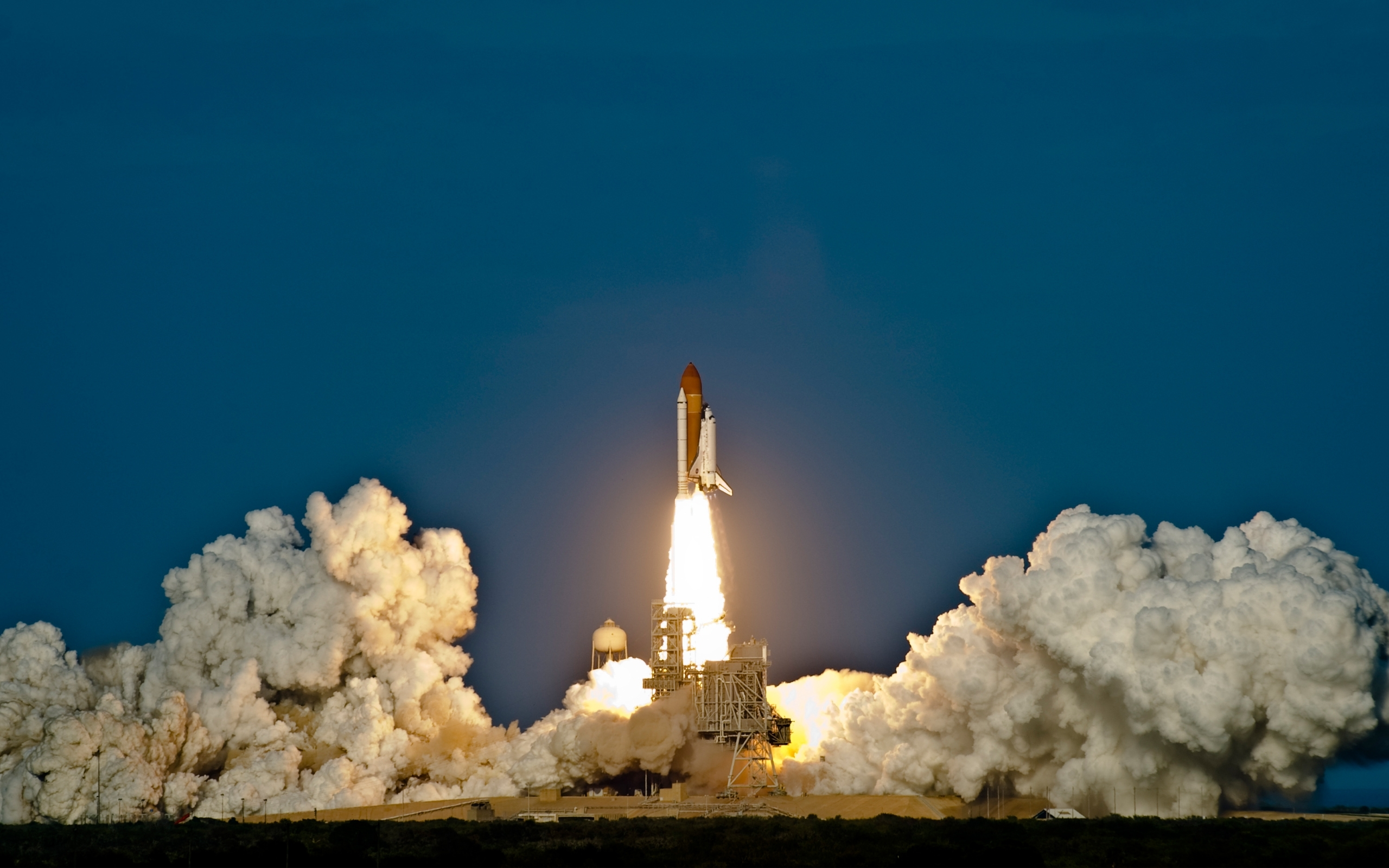 space shuttle discovery launch wallpapers | hd wallpapers | id #10398