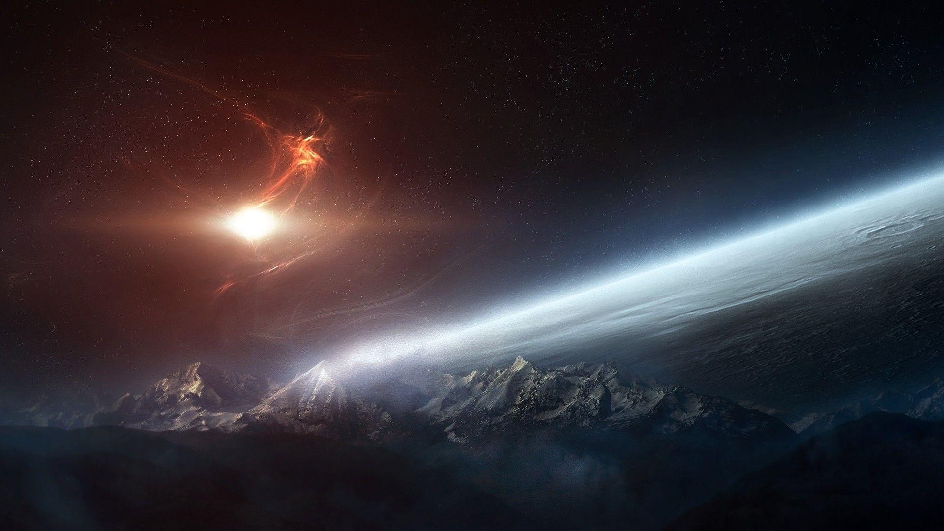 space wallpaper |  outer space hd wallpaper » fullhdwpp - full hd