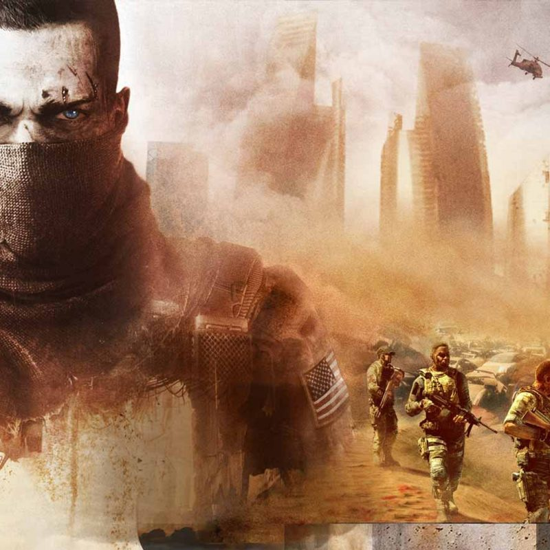 10 New Spec Ops The Line Wallpaper FULL HD 1080p For PC Background 2020 free download spec ops the line wallpaper full hd fond decran and arriere plan 800x800
