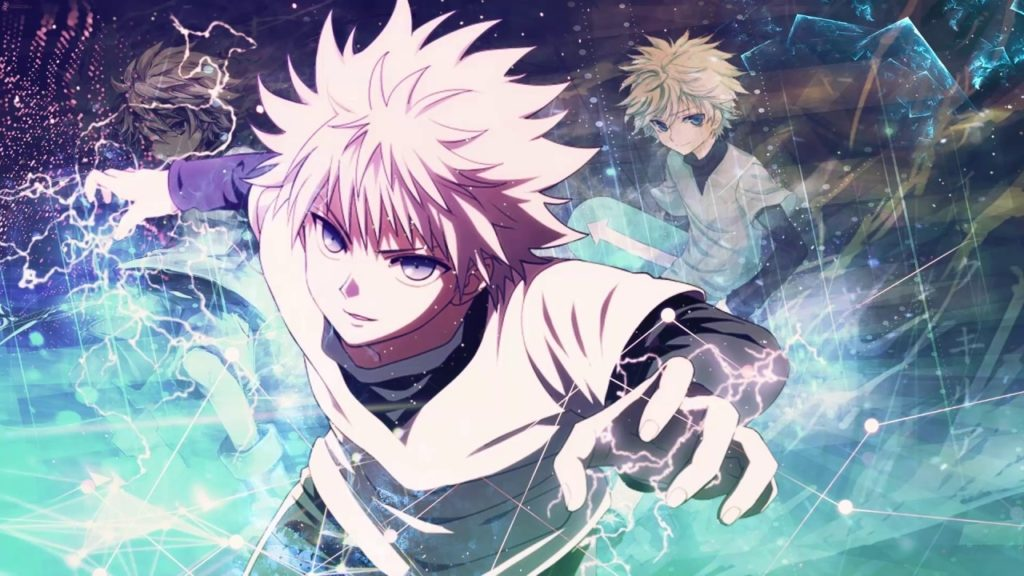 10 Top Killua Hunter X Hunter Wallpaper FULL HD 1920×1080 For PC Background 2018 free download speedart wallpaper killua hunterxhunter youtube 1024x576