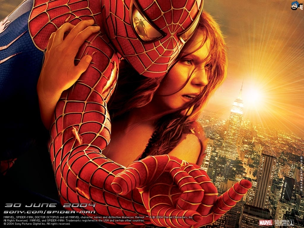 spider man 2 movie wallpaper #12