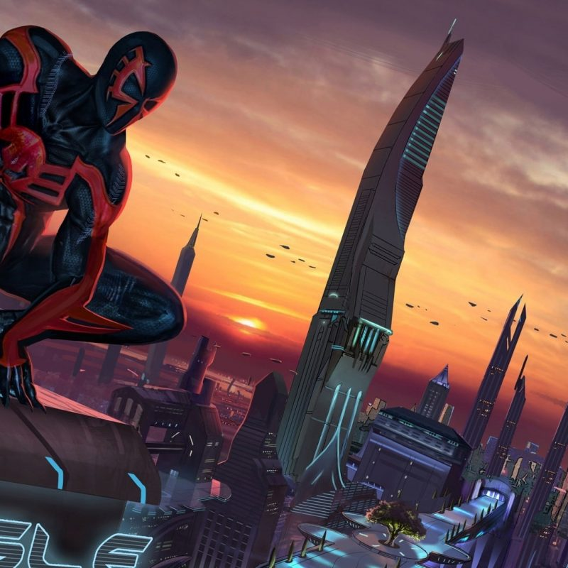 10 Top Spider Man 2099 Wallpaper FULL HD 1080p For PC Desktop 2021 free download spider man 2099 full hd wallpaper and background image 1920x1080 800x800