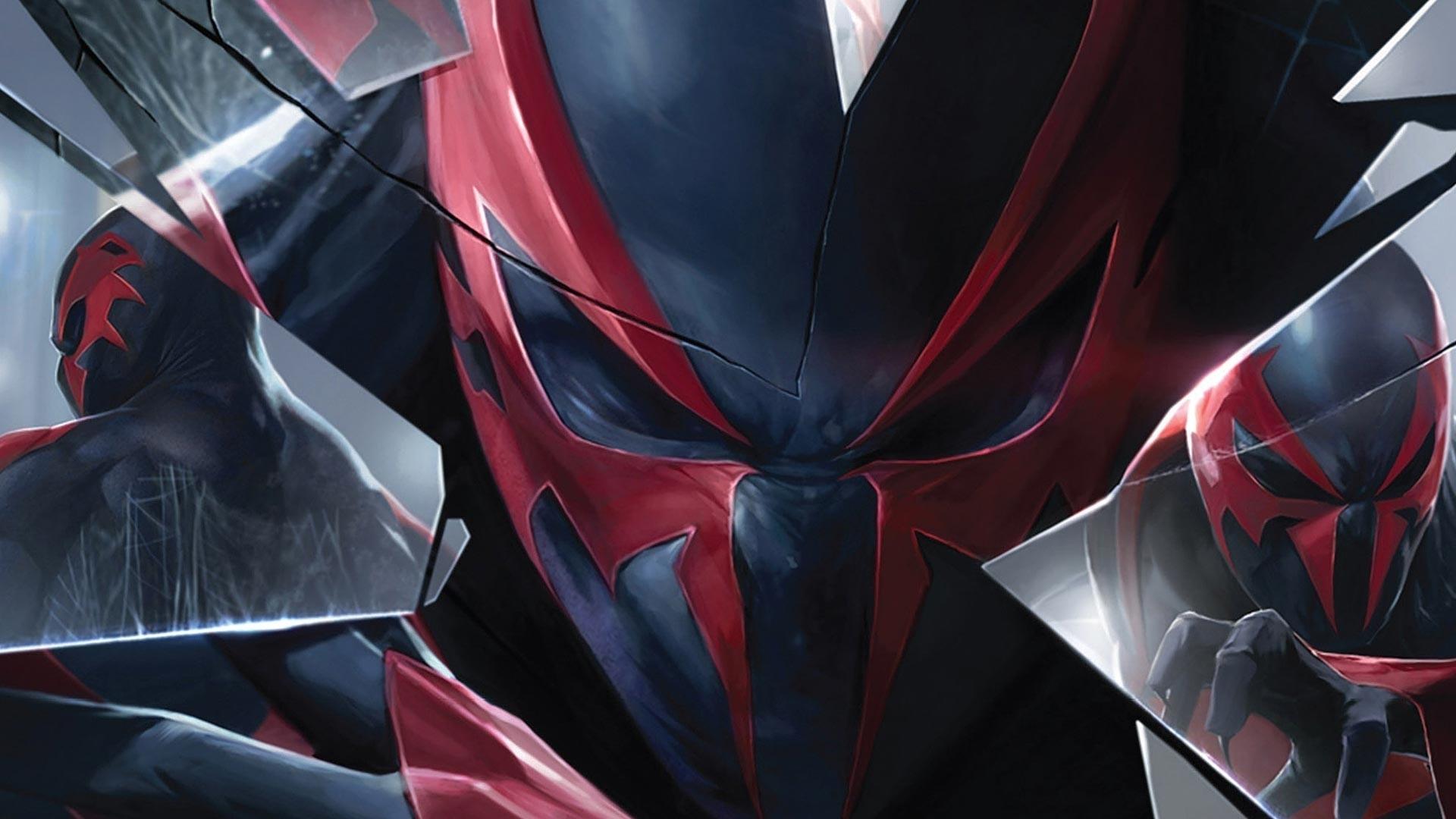 spider man 2099 wallpaper (78+ images)
