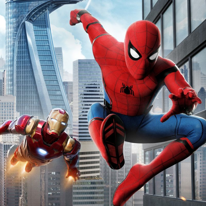 10 Most Popular Spider Man Hd FULL HD 1920×1080 For PC Background 2018 free download spider man homecoming iron man hd wallpapers hd wallpapers id 20611 800x800