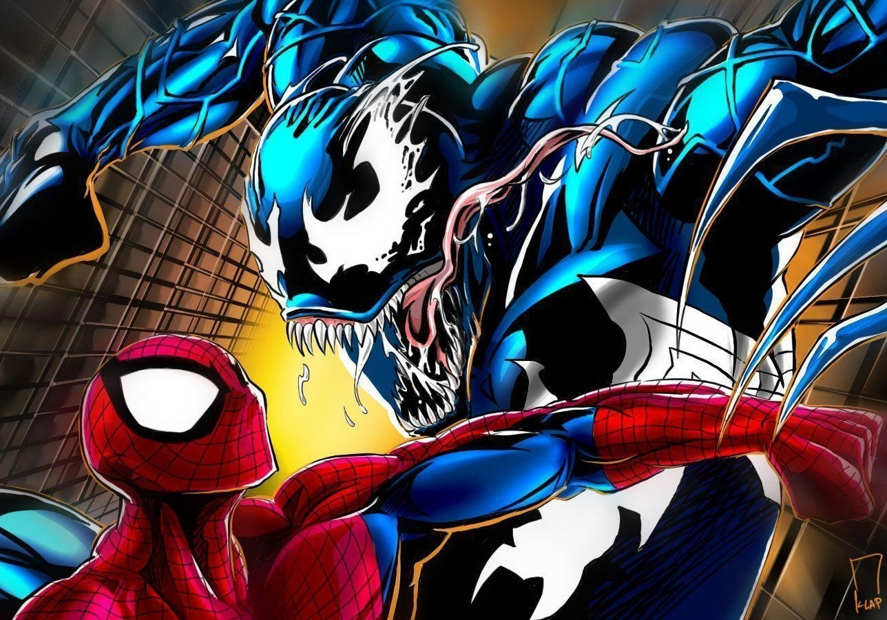 spider-man venom wallpapers - wallpaper cave