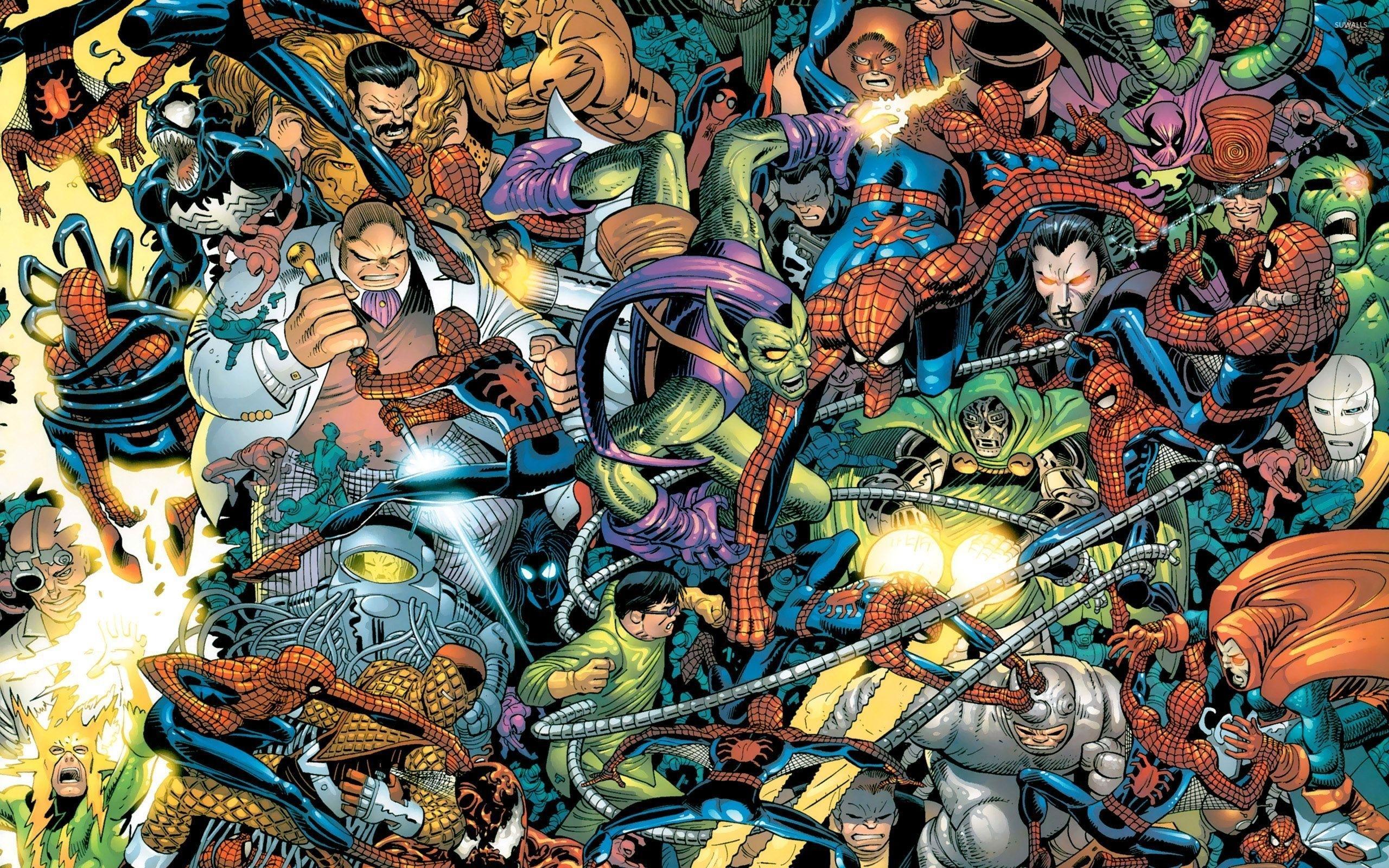 spider-man wallpaper - comic wallpapers - #29881