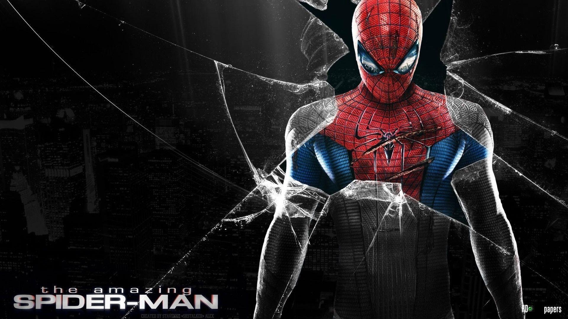 10 Latest Spiderman Hd Wallpapers 1080P FULL HD 1080p For PC Background