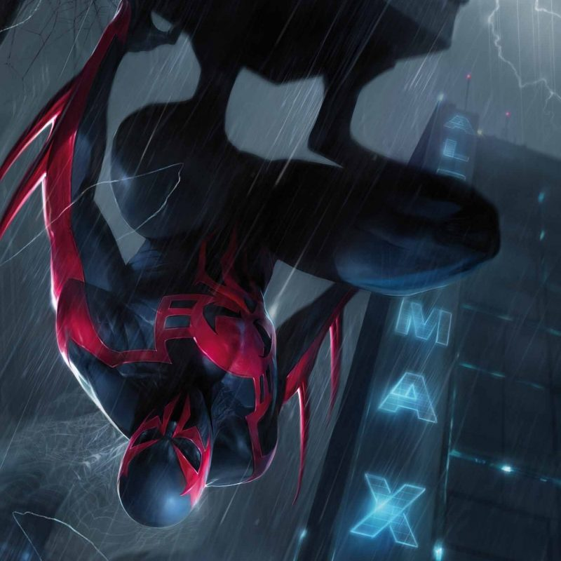 10 Most Popular Spider Man 2099 Wallpaper Hd FULL HD 1920×1080 For PC Desktop 2020 free download spiderman 2099 fan art spider man 2099 11 cover by francesco 1 800x800