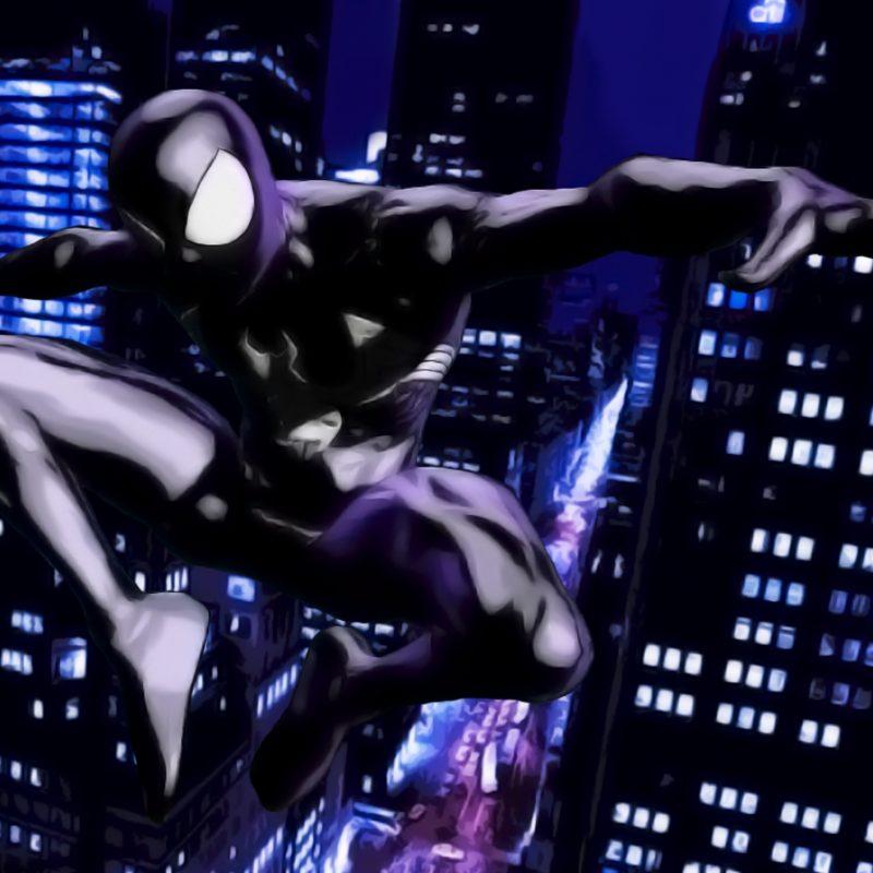 10 New Spiderman Black Suit Wallpaper FULL HD 1920×1080 For PC Desktop 2018 free download spiderman black suitty13r on deviantart 800x800