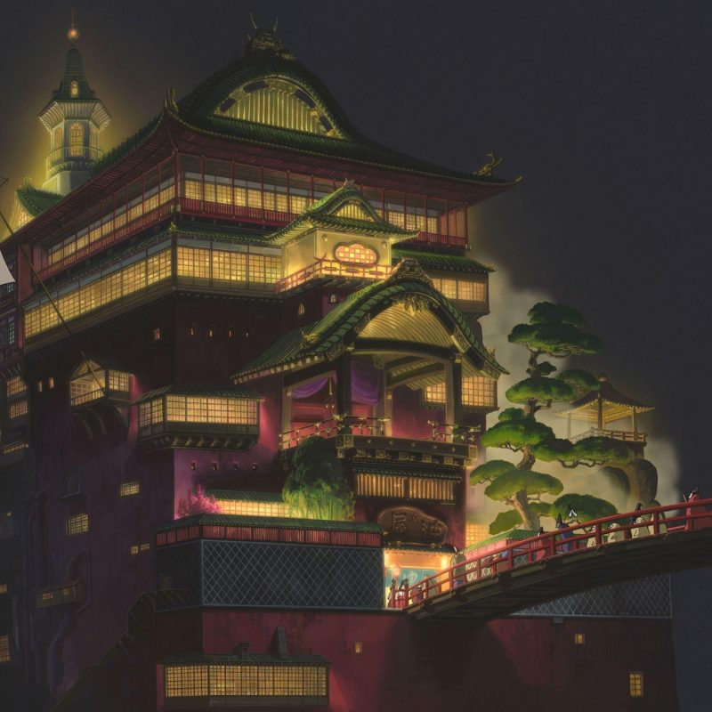 10 Most Popular Spirited Away Wallpaper FULL HD 1080p For PC Desktop 2018 free download spirited away backgrounds wallpaper cave 3 800x800